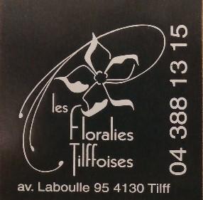 logo Les Floralies Tilffoises